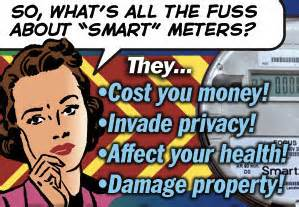 fuss about smart meters comic image